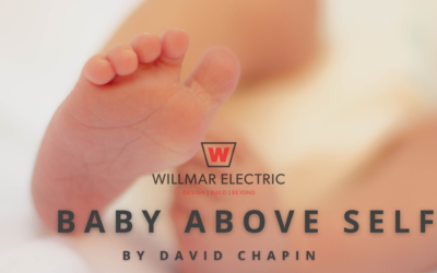 Baby Above Self