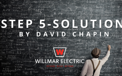 STEP 5 – FIND A SOLUTION